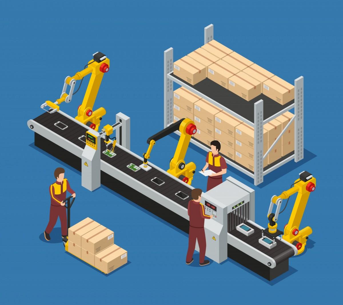 Alibaba.Com: Tương lai của ngành sản xuất