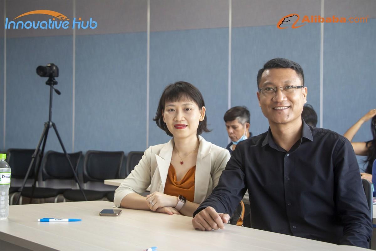 """Hội thảo """"XUẤT KHẨU QUA KÊNH THƯƠNG MẠI ĐIỆN TỬ ALIBABA.COM"""" do Innovative Hub cùng Alibaba Việt Nam và Cục Xúc tiến thương mại – Bộ Công Thương phối hợp tổ chức"""